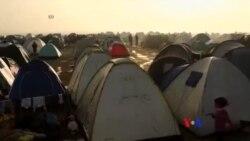 2016-03-01 美國之音視頻新聞: 歐盟試圖解決難民危機