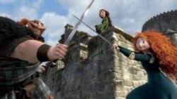 """วิจารณ์ภาพยนตร์การ์ตูนแอนิเมชั่น ฺ""""Brave"""""""
