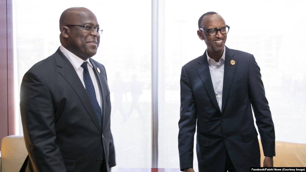 """Résultat de recherche d'images pour """"congolese president kagame  in rwanda news"""""""