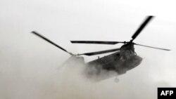 Trực thăng CH-47 Chinook tại Afghanistan
