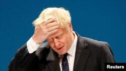 Boris Johnson. (Reuters)