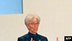 Директор Міжнародного валютного фонду Крістін Лаґард