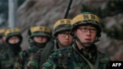 სამხრეთ კორეის შეიარაღებული ძალები მომეტებულ მზადყოფნაშია მოყვანილი