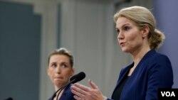 دنمارک در چند روز گذشته شاهد چندین رویداد امنیتی بود