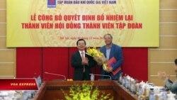 Việt Nam khởi tố thêm lãnh đạo Tập đoàn dầu khí