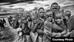 Des enfants en Tanzanie, novembre 2011.