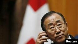联合国秘书长潘基