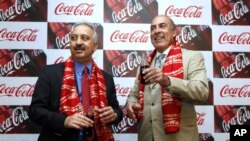 Ο διευθύνων σύμβουλος της Coca-Cola Μούχταρ Κέντ