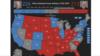 Мапа президентських виборів у США 2020