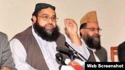 قومی مصالحتی کونسل کے چیئرمین حافظ طاہر اشرفی (فائل)