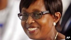 Direktur Organisasi Kesehatan Dunia (WHO) untuk wilayah Afrika, Matshidiso Moeti.