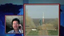 VOA连线: 神十升天,专家看中国航天技术发展