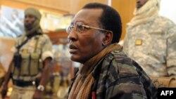 Marigayi Shugaban Chadi, Idriss Derby.