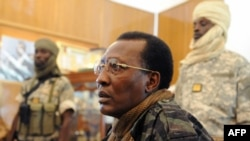 Marigayi Shugaban Chadi, Idriss Derby