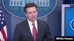 白宫发言人欧内斯特