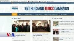 Amerikalı Türkler'den ABD'deki Türk Siyasetçilere Destek