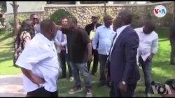 Atis Ayisyano Ameriken Won-G Pral Fè yon Konsè ann Ayiti