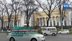"""Markaziy Osiyo+AQSh=C5+1 yoxud """"hammaning e'tibori Mirziyoyevda"""""""
