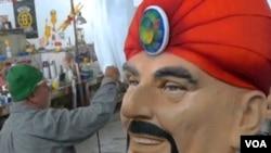 Festival Mardi Gras di New Orleans hanya berlangsung beberapa hari, tetapi persiapannya memakan waktu setahun.