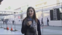 گزارش ماندانا تدین قبل از برگزاری مراسم اسکار در لس آنجلس