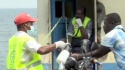 L'eau du lac Kivu essentielle pour freiner la propagation d'Ebola à Goma