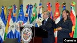 El secretario general de la OEA advierte que aunque el tema de Venezuela no está en la agenda de la Asamblea, sí se tratará en las conversaciones informales.