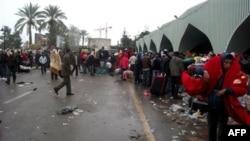 Evakuacija stranaca iz Libije se nastavlja