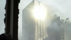 El Centro Mundial de Finanzas fue destruido por un ataque terrorista hace diez años.