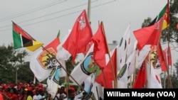 Campanha eleitoral, autarquícas Moçambique