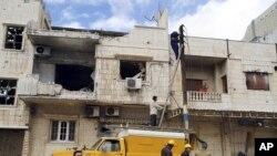 Humus'a tekrar elektrik veriliyor