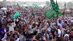 Islamist Rally Cripples Life Around Pakistan Capital