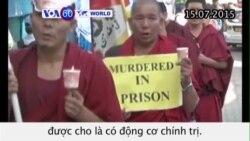 Một nhà sư Trung Quốc qua đời sau 13 năm ngồi tù (VOA60)