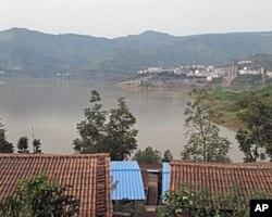从陈七三家看高阳湖和高阳新集镇