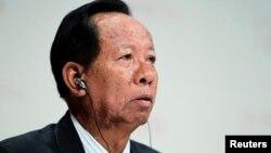 Bộ trưởng Quốc phòng Campuchia Tea Banh