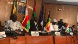 G5-Sahel Djamanaw Ministri Nanzarala Keleya Tomba La