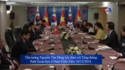 Truyền hình vệ tinh VOA Asia 7/5/2015