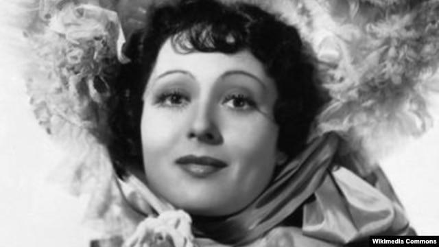 Diễn viên Luise Rainer