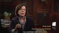 英语视频---卧虎:中国军事化对于世界意味着什(第三集)