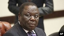 Thủ tướng Zimbabwe Morgan Tsvangirai