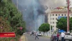 Nổ bom ở đồn cảnh sát Thổ Nhĩ Kỳ, 3 người thiệt mạng
