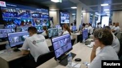 Moskva - İctimai Seçkilərin Monitorinq Mərkəzi