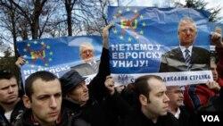 Serbia mendapat status sebagai calon anggota Uni Eropa (Foto: dok)