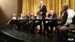 Rasprava o amandmanima na Ustav Srbije u organizaciji Advokatske komore Beograda.