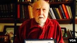პეტრე ხვედელიძე, ამერიკის ხმის ფოტო, გადაღებულია 2014 წლის 14 მარტს