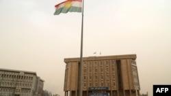 庫爾德斯坦半自治地區議會大樓 (資料圖片)