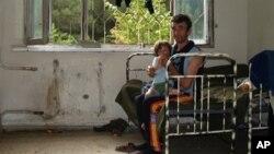 Грузинские беженцы