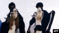 Воины-туареги