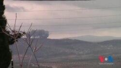 Kamera VOA li Efrînê li Qada Şer E