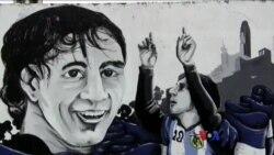 အာဂ်င္တီးနား တိုက္စစ္မႉး Messi
