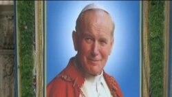 教宗方濟各宣佈兩位前任教宗封聖